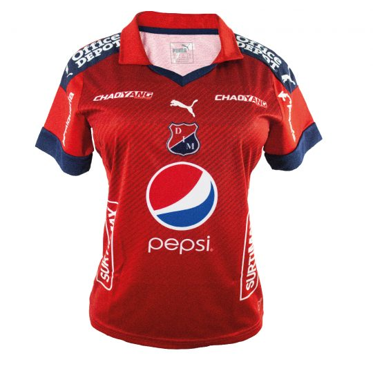 camiseta dama home 2017